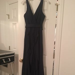 Navy Formal/Prom dress size 10 and 4, perfect cond